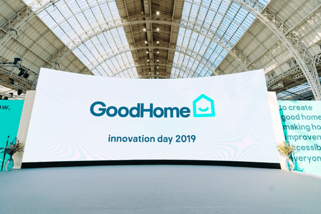 GoodHome was revealed at Kingfisher
